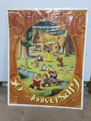 Disney poster for Sale in Graham, WA