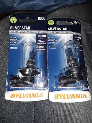 Sylvania Silverstar 9005 Halogen Lamp Bulb 65W x2 for Sale in Tacoma, WA