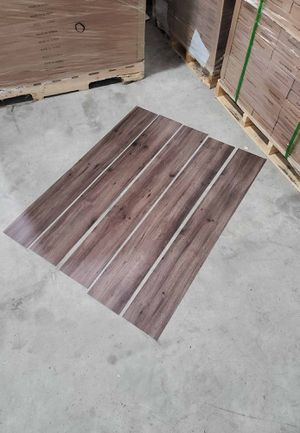 Luxury vinyl flooring!!! Only .65 cents a sq ft!! Liquidation close out! GR CI for Sale in Downey, CA