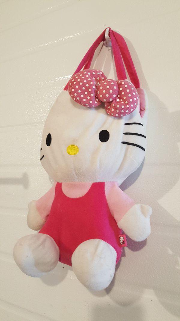 Hello kitty Sanrio license tote bag
