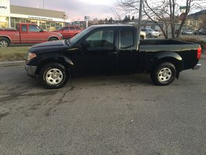 2007 Nissan Frontier 4wd V6, 6 sp manual transmission for Sale in Montana City, MT