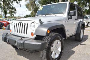 2009 Jeep Wrangler for Sale in Tampa, FL