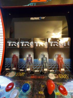 Neca disney tron figures for Sale in Las Vegas, NV