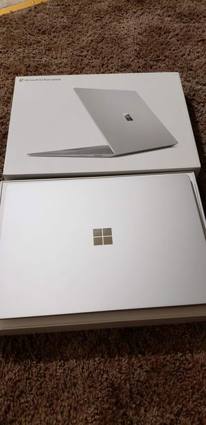 Microsoft Surface Laptop 2018 touchscreen for Sale in Stockton, CA