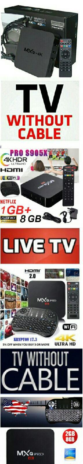 Android TV Box Fully Loaded w Kodi 17.6 Live TV PPVs better than fire tv sticks firesticks! for Sale in Las Vegas, NV