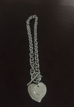 Tiffany necklace pick up only for Sale in Sloan, NV