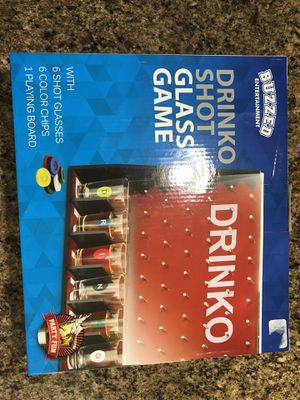 Drinking game never used for Sale in Peoria, IL