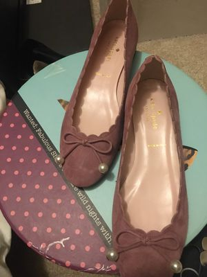 Kate Spade Ballet Flat - sz 7 -NEW for Sale in Silver Spring, MD