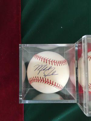 Michael Jordan autographed baseball for Sale in NJ, US