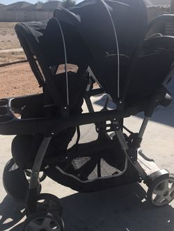 Graco Double Click Connect Stroller for Sale in San Angelo,  TX