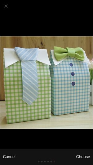 Blue and Green treat boxes for Sale in Los Angeles, CA