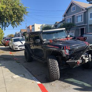 2011 Jeep Rubicon for Sale in Daly City, CA