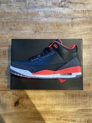 Jordan 3 Crimson size 10 for Sale in Clackamas, OR