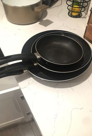 Set of 3 pans for Sale in Norwalk, CA