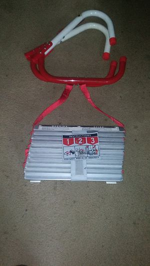 2 story safety escape ladder for Sale in Chula Vista, CA