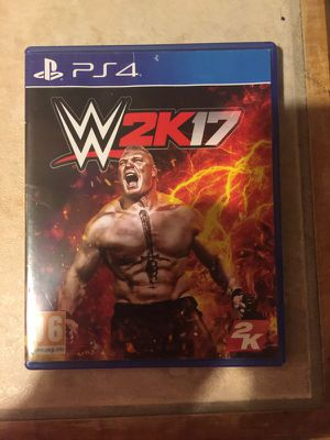 WWE 2K17 for Sale in Renton, WA