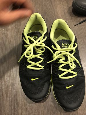 Great condition size 10 nike men's running shoes for Sale in San Francisco, CA