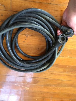 50' extension cord for a rv/camper 125v 30A for Sale in Waco, TX