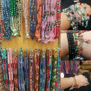 Bracelets, anklets, and necklaces for Sale in Tampa, FL