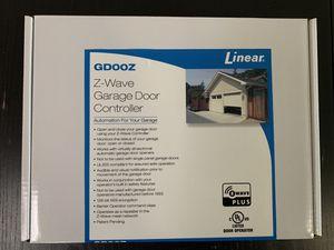 Linear Z-Wave GD00Z Garage Door Controller for Sale in Long Beach, CA