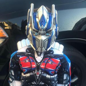 Boys Optimus Prime Costume 5/6 years for Sale in Hialeah, FL