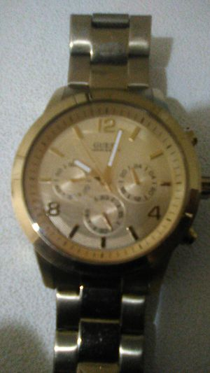 GUESS Mens chronograph watch for Sale in Buffalo, NY