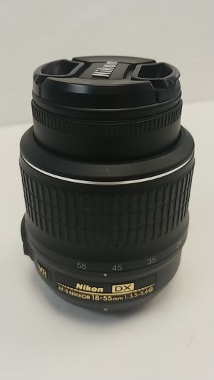 Nikon lens dx at-s for Sale in Port St. Lucie, FL