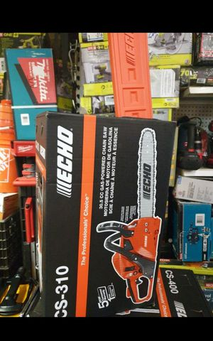 "ECHO TWO CYCLES 16""IN CHAINSAW BRAND NEW for Sale in San Bernardino, CA"