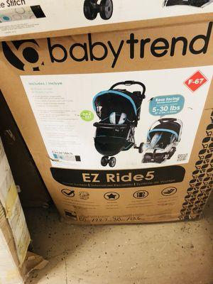 Baby trend stroller w/ car seat for Sale in Las Vegas, NV