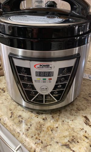 Power Pressure Cooker XL - Instant Pots bigger and better competition for Sale in Houston, TX