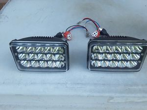 LED Headlights from 95 Chevy S10 for Sale in Windsor, PA