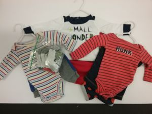 Newborn Infant Boy clothes, crib bedding, toys teethers 78-pc for Sale in Folsom, CA
