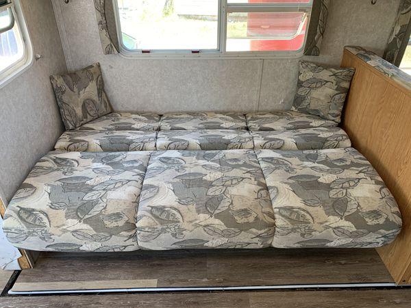 2005 Travel Trailer Jack Knife Sofa Bed