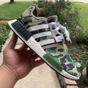 Bape Adidas NMD for Sale in Houston, TX
