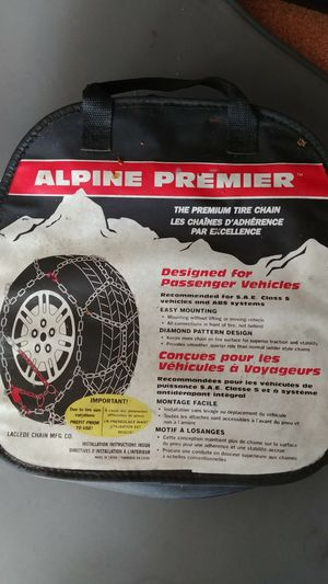 Chains from Camry tires for Sale in Payson, AZ