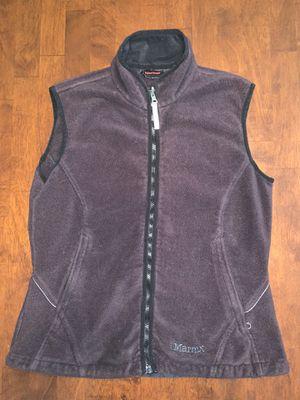 Women's Marmot Fleece Vest Jacket Large for Sale in Colorado Springs, CO