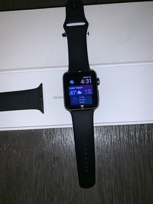 FLAWLESS Apple Watch (series 3) for Sale in Tacoma, WA
