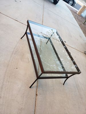 Metal Coffee Table for Sale in Phoenix, AZ