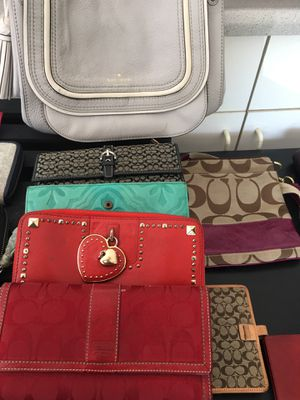 Coach, Kate Spade & Juicy Couture $60 for all for Sale in San Diego, CA