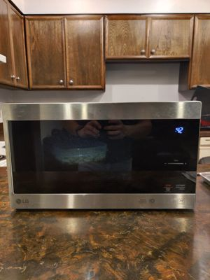 LG Smart Microwave Inverter for Sale in Oklahoma City, OK