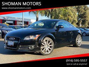 2008 Audi TT for Sale in Davis, CA