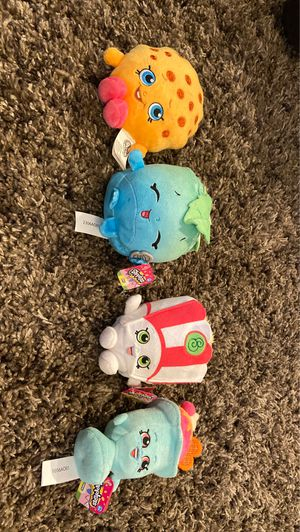 Shopkins Toys for Sale in Mukilteo, WA