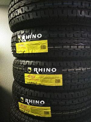 4 new trailer tires 205/75/14 for Sale in Apopka, FL