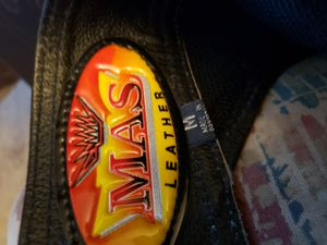 Mens motorcycle chaps for Sale in Grand Rapids, MI