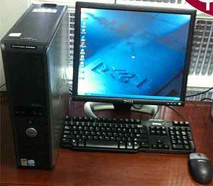 2021 DELL DESKTOP PC COMPUTER QUAD 4 CORE 80GB SSD DVD WiFi + OFFICE for Sale in Fresno, CA