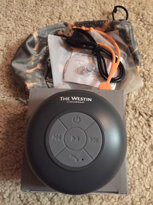 Mobile Odyssey Duke Waterproof Bluetooth Speaker for Sale in Pittsburgh, PA