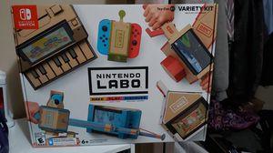 Nintendo Labo Variety Kit for Sale in Gray Court, SC