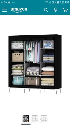 Oumyjia closet Organizer for Sale in Hawthorne, CA