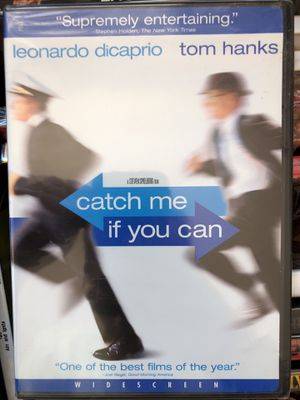 Catch Me If You Can (DVD) (2002) for Sale in Miami, FL
