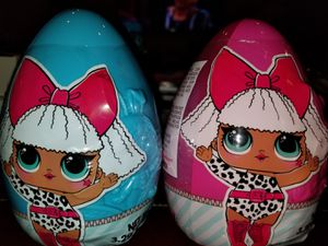 Two Lol Surprise Easter Mystery Eggs for Sale in Brooklyn, NY